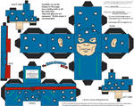 DC SH14: Star-Spangled Kid Cubee
