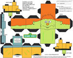 Muppets25: Farley Cubee
