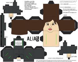 Alias1: Sydney Bristow Cubee