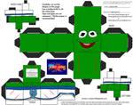 Muppets31: Baby Kermit Cubee