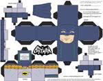 60sBat1: Batman Cubee