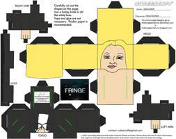 Fringe1: Olivia Dunham Cubee