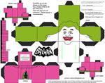 60sBat2: The Joker Cubee