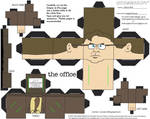 Office: Dwight Schrute Cubee