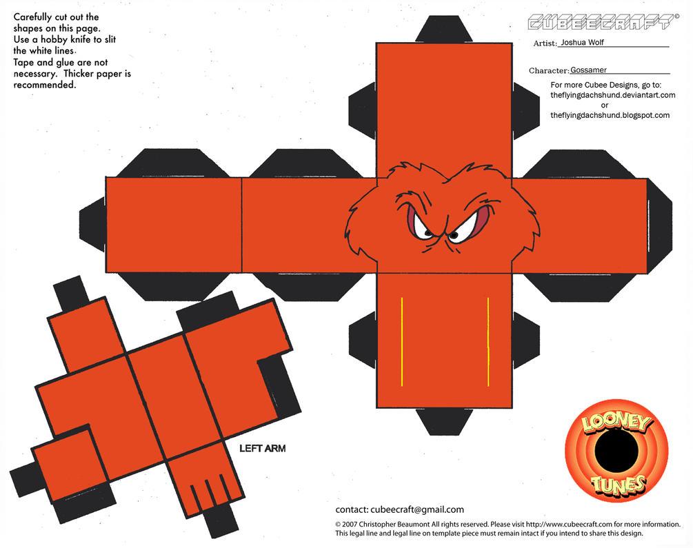 LT1: Gossamer Cubee by TheFlyingDachshund