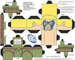 DC SH27: Sandman 6 Cubee