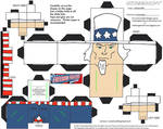DC SH32: Uncle Sam Cubee