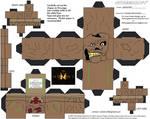 Horror11: Imhotep Cubee