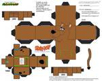 SD1: Scooby Doo Cubee
