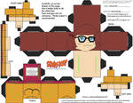 SD1: Velma Dinkley Cubee