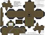 SW5: Chewbacca Cubee