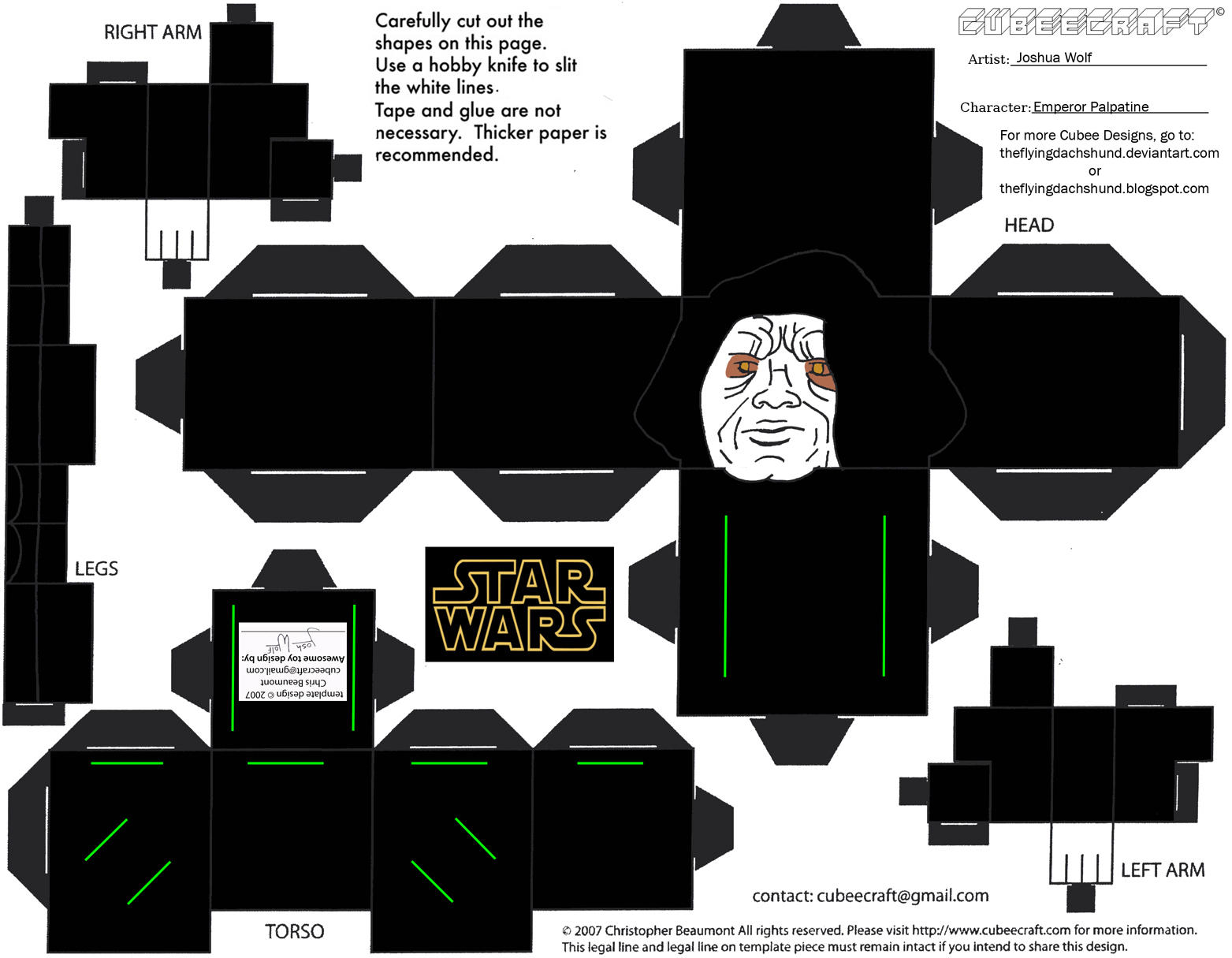 Origami Death Star Instructions