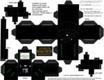 SW6: Darth Vader Cubee