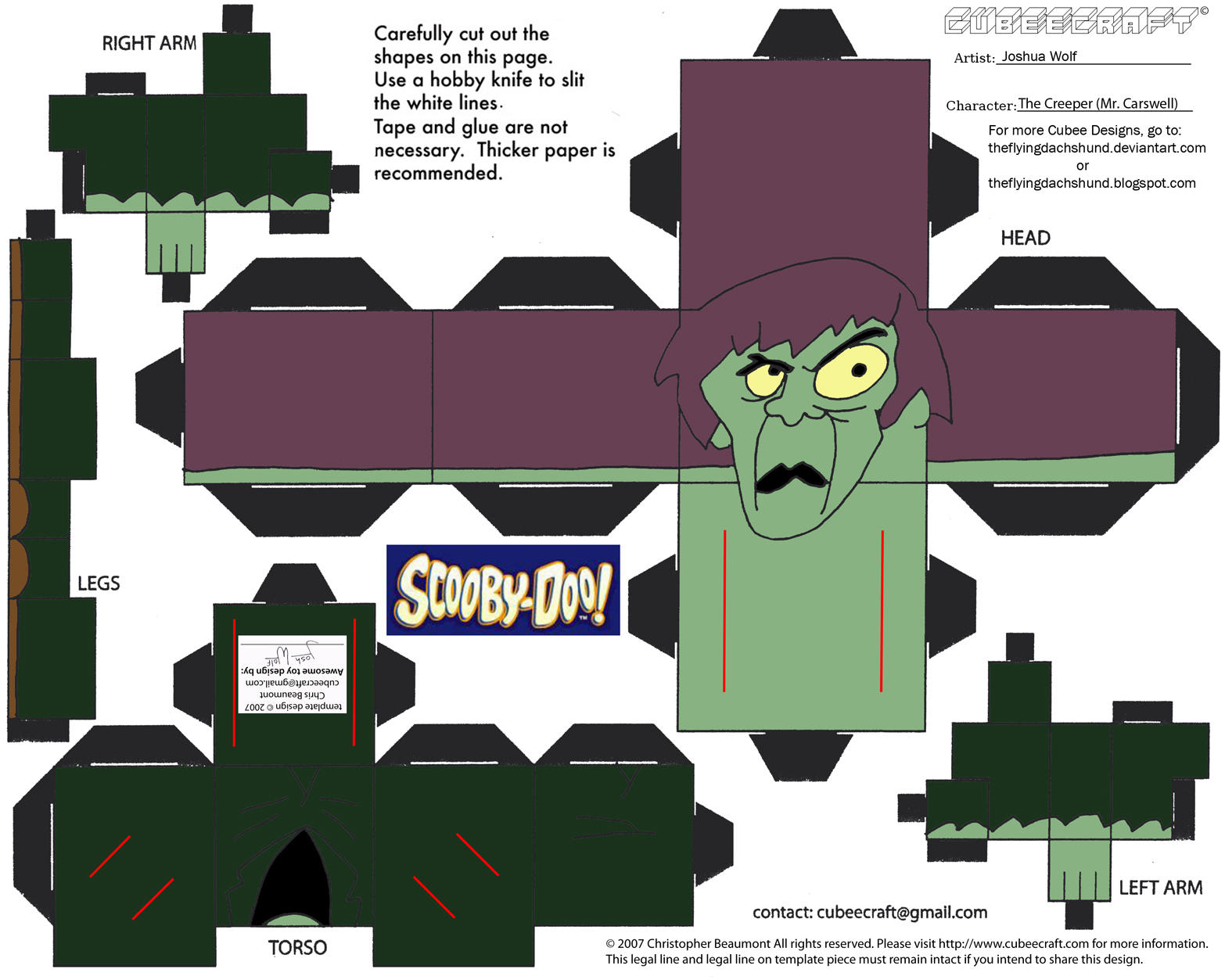 sd3 the creeper cubee by theflyingdachshund on deviantart