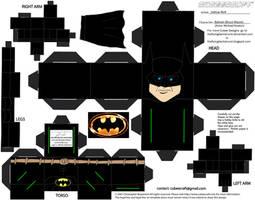 DCF1: Batman '89 Cubee
