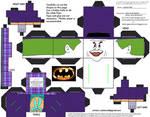 DCF1: The Joker '89 Cubee