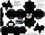 DCF2: Catwoman Cubee