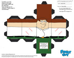 FG1: Peter Griffin Cubee