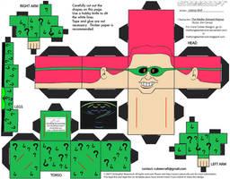 DCF3: Riddler Cubee