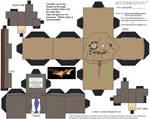 DCF5: Scarecrow Cubee
