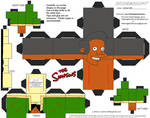 Simpsons2: Apu Nahasapeemapetilon Cubee