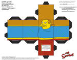 Simpsons2: Comic Book Guy Cubee