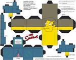 Simpsons3: Seymour Skinner Cubee