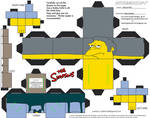 Simpsons4: Moe Szyslak Cubee