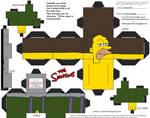 Simpsons4: Lenny Leonard Cubee