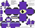 SD7: Skeleton Man Cubee
