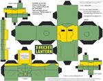 GL33: Iron Lantern Cubee