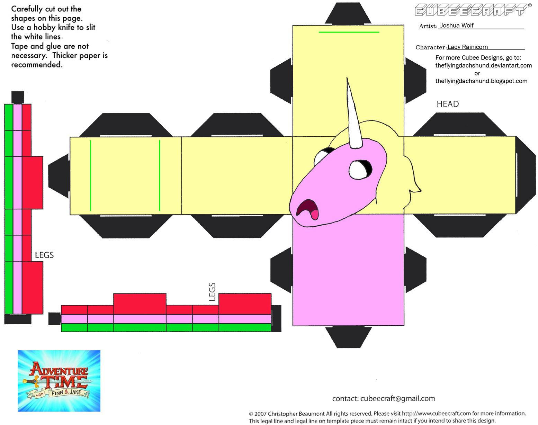 DeviantArt: More Like Cubeecraft AT - Lemongrab's Clone by adam1875