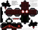Marvel12: Miles Morales Cubee