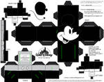 Dis1: Mickey Mouse Cubee