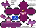 Dis19: Cheshire Cat Cubee