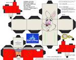 Dis19: White Rabbit Cubee