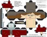 TWD21: Ash (OC) Cubee