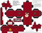 LCBH13: Crimson Bolt Cubee