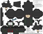 LCBH14: Black Bat Cubee