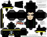 LCBH15: Black Terror Cubee
