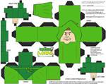 LCBH15: Green Lama Cubee