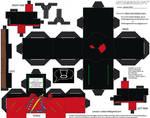 LCBH18: The Black Hood Cubee