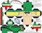 LDC3: Golden Age Green Arrow Cubee