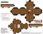 XMas13: Rusty Reindeer Cubee