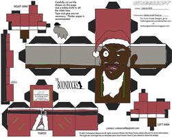 X-Mas14.5: Santa Uncle Ruckus Cubee