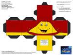 X-Mas15: Pac-Man Cubee