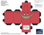 X-Mas16: Blinky Cubee