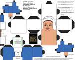 X-Mas21: Mary and Baby Jesus Cubees