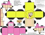 CE6: Megan Sparkles Cubee