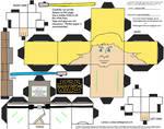 SW15: Luke Skywalker Cubee